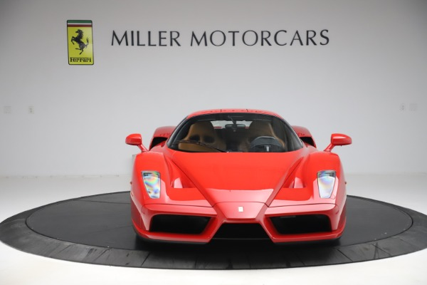 Used 2003 Ferrari Enzo for sale Call for price at Bentley Greenwich in Greenwich CT 06830 12