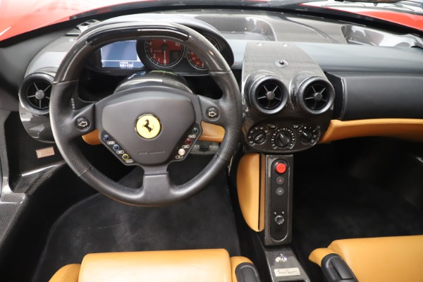 Used 2003 Ferrari Enzo for sale Call for price at Bentley Greenwich in Greenwich CT 06830 16