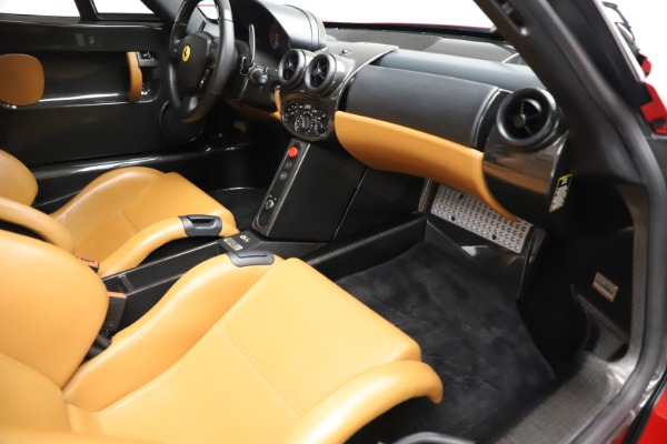 Used 2003 Ferrari Enzo for sale Call for price at Bentley Greenwich in Greenwich CT 06830 17