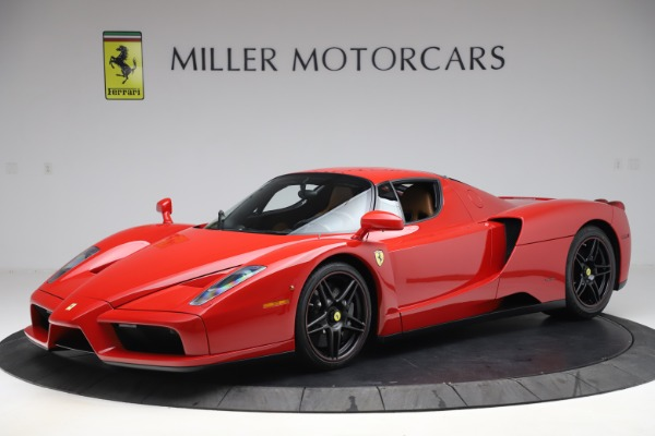 Used 2003 Ferrari Enzo for sale Call for price at Bentley Greenwich in Greenwich CT 06830 2