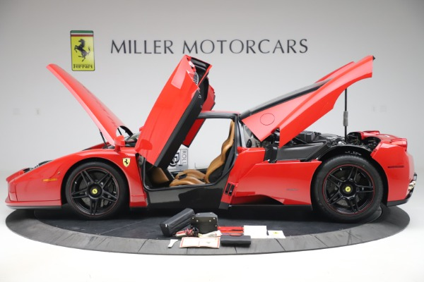 Used 2003 Ferrari Enzo for sale Call for price at Bentley Greenwich in Greenwich CT 06830 28