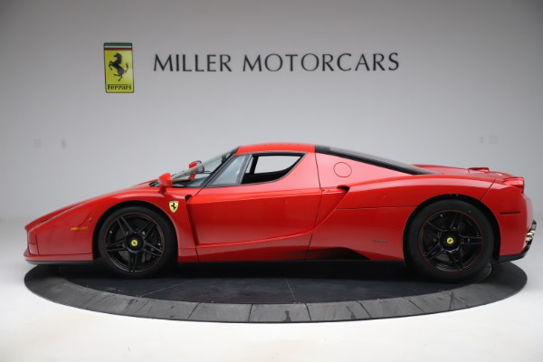 Used 2003 Ferrari Enzo for sale Call for price at Bentley Greenwich in Greenwich CT 06830 3