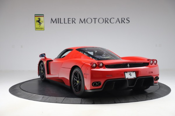 Used 2003 Ferrari Enzo for sale Call for price at Bentley Greenwich in Greenwich CT 06830 5