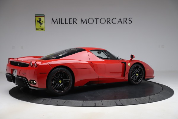 Used 2003 Ferrari Enzo for sale Call for price at Bentley Greenwich in Greenwich CT 06830 8