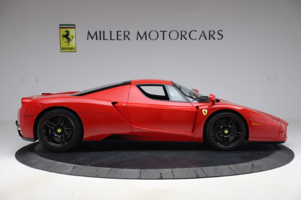 Used 2003 Ferrari Enzo for sale Call for price at Bentley Greenwich in Greenwich CT 06830 9