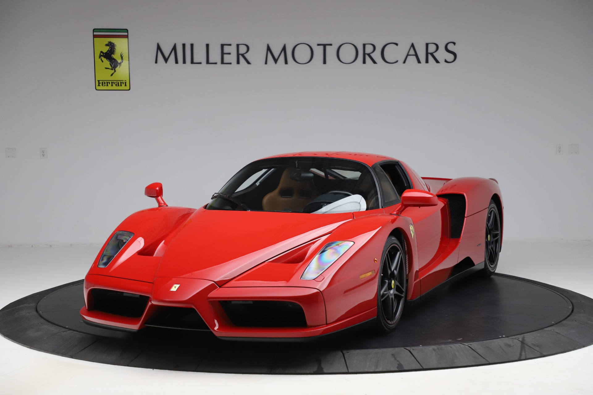 Used 2003 Ferrari Enzo for sale Call for price at Bentley Greenwich in Greenwich CT 06830 1