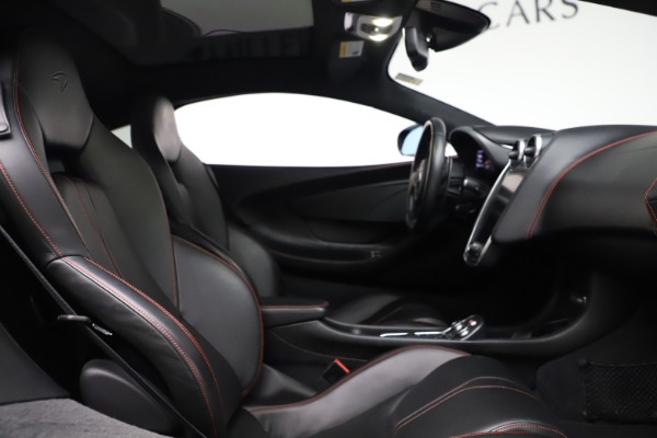 Used 2017 McLaren 570GT for sale $145,900 at Bentley Greenwich in Greenwich CT 06830 13