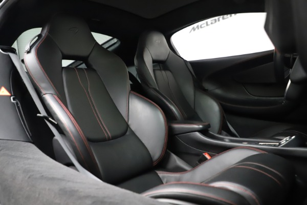 Used 2017 McLaren 570GT for sale $145,900 at Bentley Greenwich in Greenwich CT 06830 14