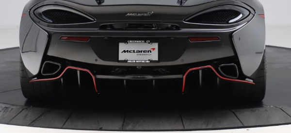 Used 2017 McLaren 570GT for sale $145,900 at Bentley Greenwich in Greenwich CT 06830 17