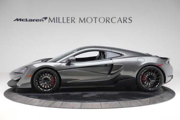 Used 2017 McLaren 570GT for sale $145,900 at Bentley Greenwich in Greenwich CT 06830 2