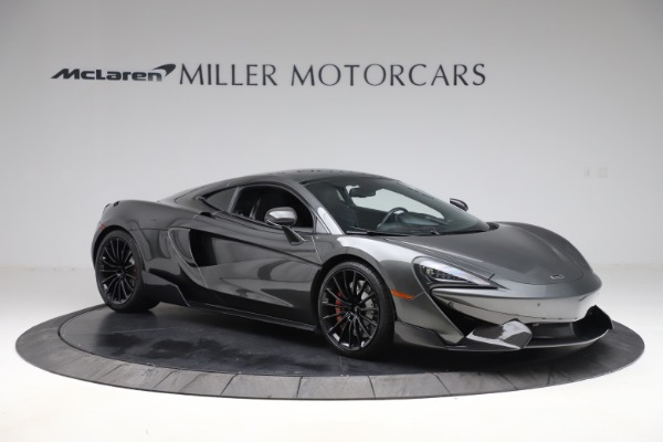 Used 2017 McLaren 570GT for sale $145,900 at Bentley Greenwich in Greenwich CT 06830 4