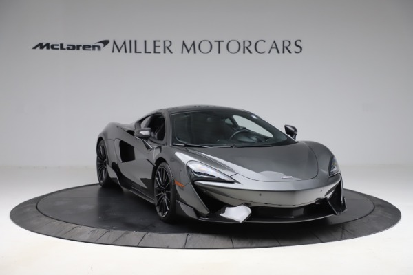 Used 2017 McLaren 570GT for sale $145,900 at Bentley Greenwich in Greenwich CT 06830 5