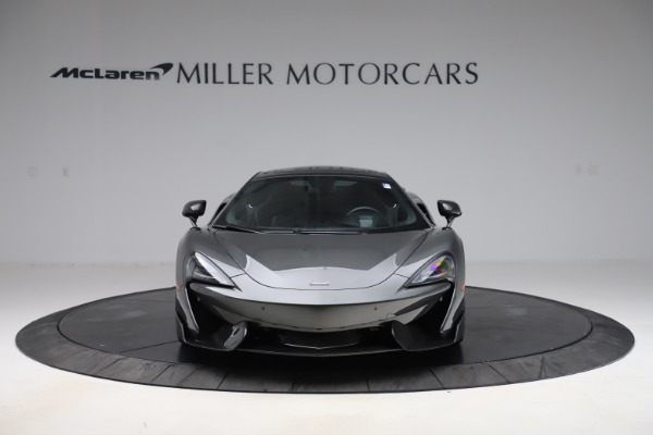 Used 2017 McLaren 570GT for sale $145,900 at Bentley Greenwich in Greenwich CT 06830 6