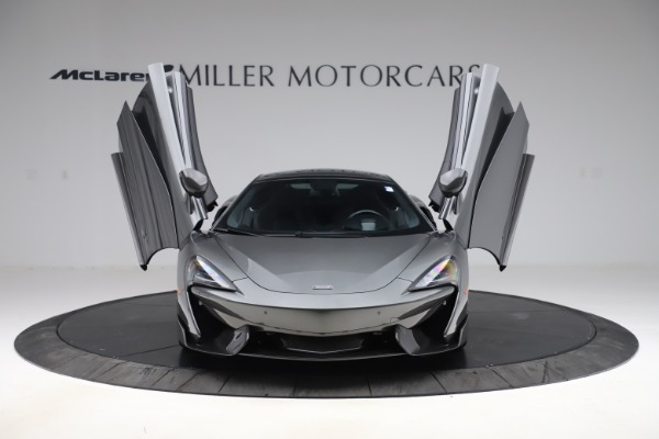 Used 2017 McLaren 570GT for sale $145,900 at Bentley Greenwich in Greenwich CT 06830 7