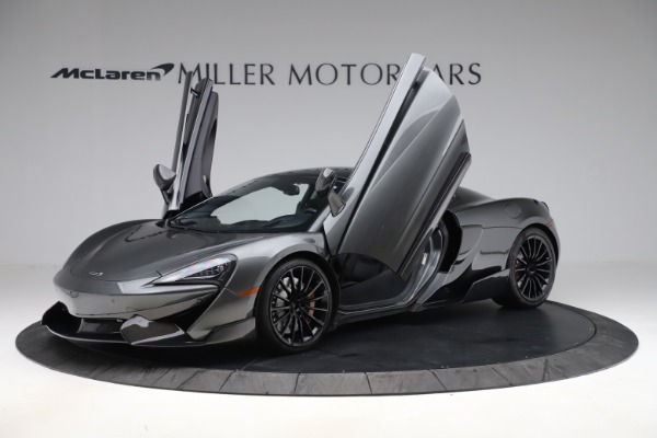 Used 2017 McLaren 570GT for sale $145,900 at Bentley Greenwich in Greenwich CT 06830 8