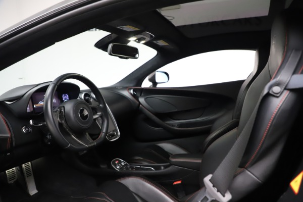 Used 2017 McLaren 570GT for sale $145,900 at Bentley Greenwich in Greenwich CT 06830 9