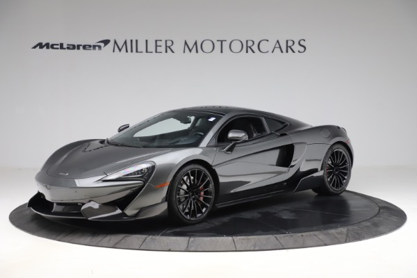 Used 2017 McLaren 570GT for sale $145,900 at Bentley Greenwich in Greenwich CT 06830 1