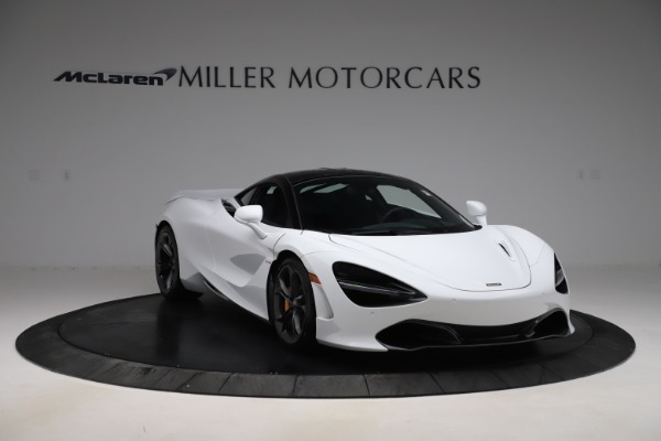 New 2020 McLaren 720S Coupe for sale $327,370 at Bentley Greenwich in Greenwich CT 06830 10