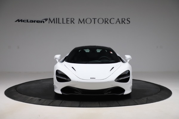 New 2020 McLaren 720S Coupe for sale $327,370 at Bentley Greenwich in Greenwich CT 06830 11