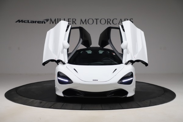 New 2020 McLaren 720S Coupe for sale $327,370 at Bentley Greenwich in Greenwich CT 06830 12