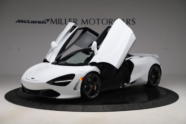 New 2020 McLaren 720S Coupe for sale $327,370 at Bentley Greenwich in Greenwich CT 06830 13
