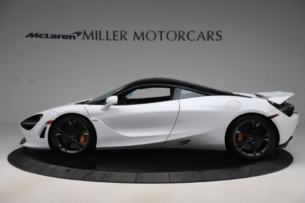 New 2020 McLaren 720S Coupe for sale $327,370 at Bentley Greenwich in Greenwich CT 06830 2