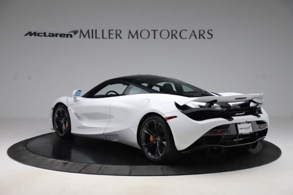 New 2020 McLaren 720S Coupe for sale $327,370 at Bentley Greenwich in Greenwich CT 06830 3