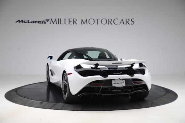 New 2020 McLaren 720S Coupe for sale $327,370 at Bentley Greenwich in Greenwich CT 06830 4