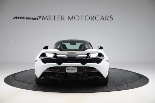 New 2020 McLaren 720S Coupe for sale $327,370 at Bentley Greenwich in Greenwich CT 06830 5