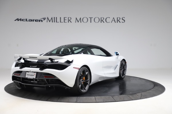 New 2020 McLaren 720S Coupe for sale $327,370 at Bentley Greenwich in Greenwich CT 06830 6