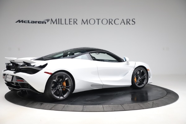 New 2020 McLaren 720S Coupe for sale $327,370 at Bentley Greenwich in Greenwich CT 06830 7