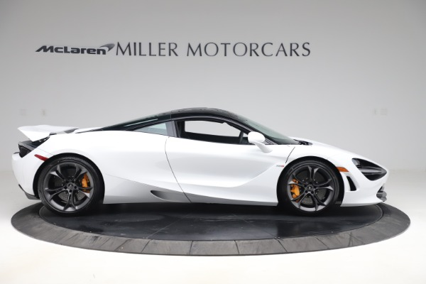New 2020 McLaren 720S Coupe for sale $327,370 at Bentley Greenwich in Greenwich CT 06830 8