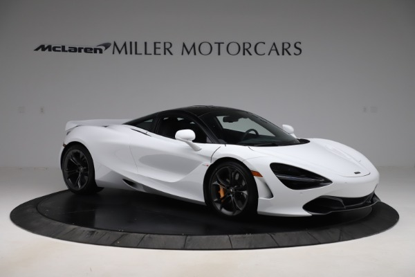 New 2020 McLaren 720S Coupe for sale $327,370 at Bentley Greenwich in Greenwich CT 06830 9