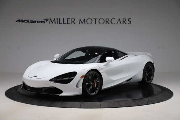 New 2020 McLaren 720S Coupe for sale $327,370 at Bentley Greenwich in Greenwich CT 06830 1