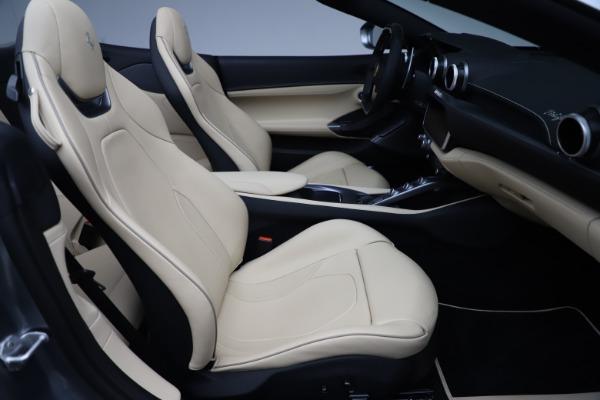 Used 2019 Ferrari Portofino for sale Sold at Bentley Greenwich in Greenwich CT 06830 25