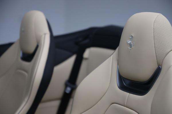 Used 2019 Ferrari Portofino for sale Sold at Bentley Greenwich in Greenwich CT 06830 28