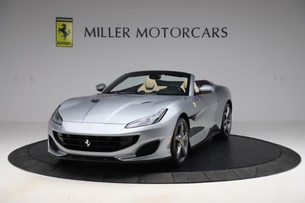 Used 2019 Ferrari Portofino for sale Sold at Bentley Greenwich in Greenwich CT 06830 1