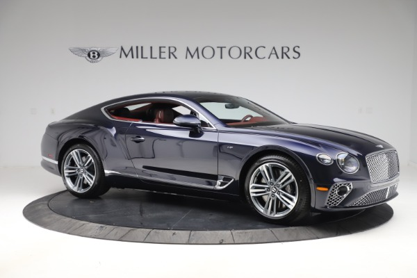 New 2020 Bentley Continental GT V8 for sale $242,250 at Bentley Greenwich in Greenwich CT 06830 10