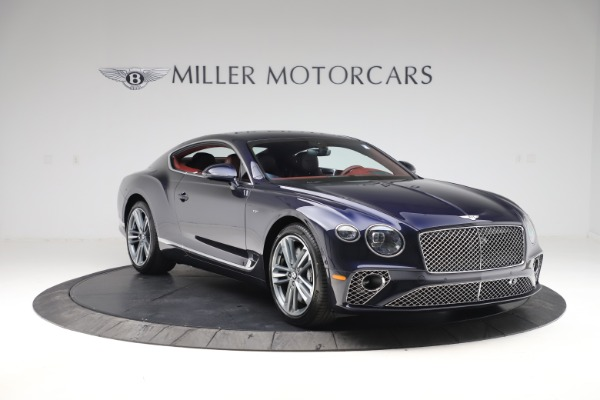 New 2020 Bentley Continental GT V8 for sale $242,250 at Bentley Greenwich in Greenwich CT 06830 11