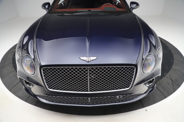 New 2020 Bentley Continental GT V8 for sale $242,250 at Bentley Greenwich in Greenwich CT 06830 13