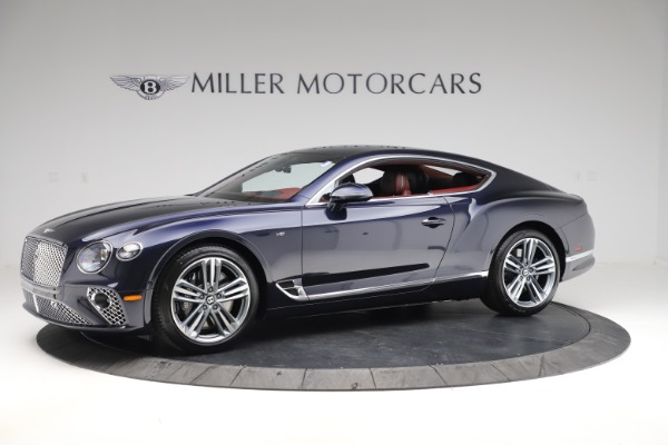 New 2020 Bentley Continental GT V8 for sale $242,250 at Bentley Greenwich in Greenwich CT 06830 2