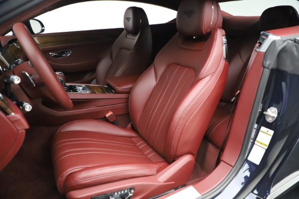 New 2020 Bentley Continental GT V8 for sale $242,250 at Bentley Greenwich in Greenwich CT 06830 20