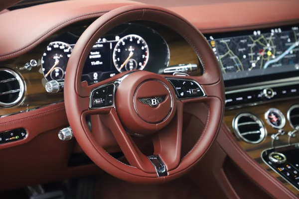 New 2020 Bentley Continental GT V8 for sale $242,250 at Bentley Greenwich in Greenwich CT 06830 21