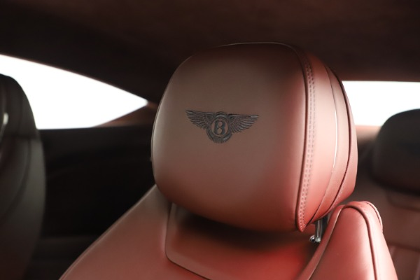New 2020 Bentley Continental GT V8 for sale $242,250 at Bentley Greenwich in Greenwich CT 06830 22