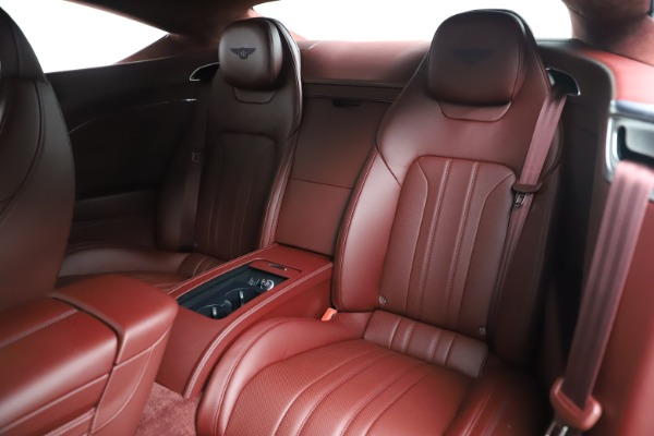 New 2020 Bentley Continental GT V8 for sale $242,250 at Bentley Greenwich in Greenwich CT 06830 23