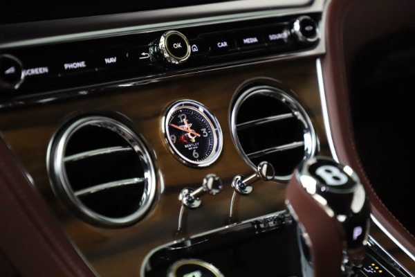 New 2020 Bentley Continental GT V8 for sale $242,250 at Bentley Greenwich in Greenwich CT 06830 24