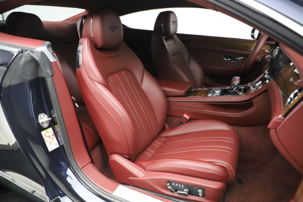 New 2020 Bentley Continental GT V8 for sale $242,250 at Bentley Greenwich in Greenwich CT 06830 27