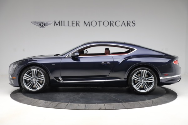 New 2020 Bentley Continental GT V8 for sale $242,250 at Bentley Greenwich in Greenwich CT 06830 3