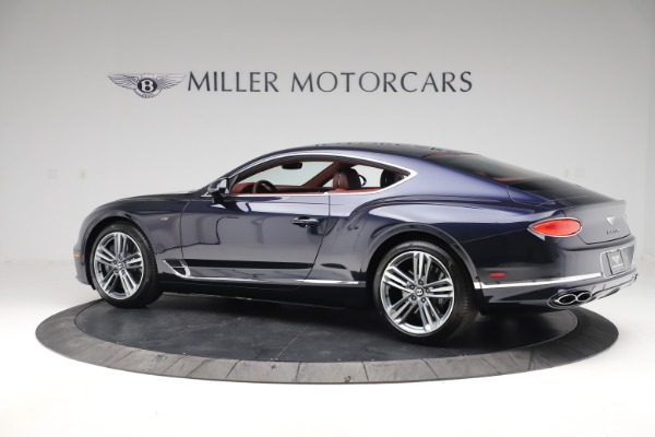 New 2020 Bentley Continental GT V8 for sale $242,250 at Bentley Greenwich in Greenwich CT 06830 4