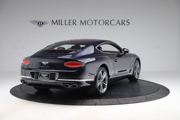 New 2020 Bentley Continental GT V8 for sale $242,250 at Bentley Greenwich in Greenwich CT 06830 7